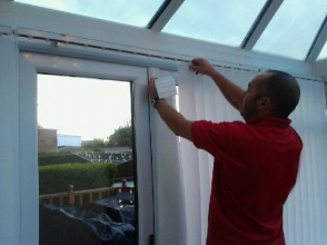 BLINDS FITTING AND INSTALLATION